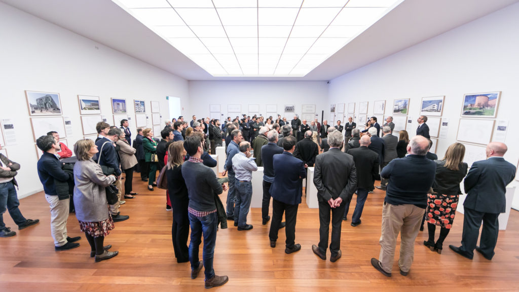Acto inauguración 'Housing the Basque Country'
